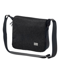 Jack Wolfskin Wool Tech Sling Bag Schoudertas Phantom