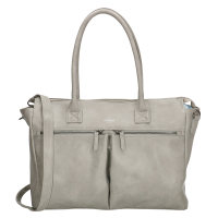 "Charm London Chelsea Shopper 15.6"" Light Grey"