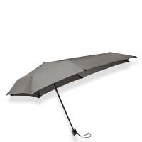 Senz Senz Mini Foldable Storm Paraplu Silk Grey