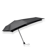 Senz Senz Mini Foldable Storm Paraplu Pure Black