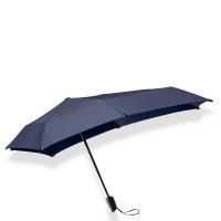 Senz Mini Automatic Foldable Paraplu Midnight Blue