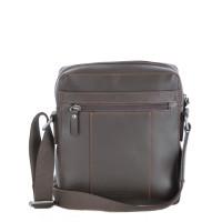 Leonhard Heyden Dakota Messenger Bag XS Brown