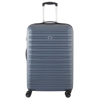 Delsey Segur Trolley Case 4 Wheel 70 Blue