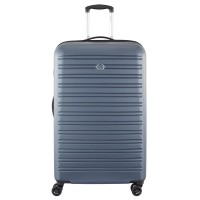 Delsey Segur Trolley Case 4 Wheel 78 Blue