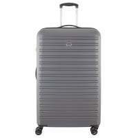 Delsey Segur Trolley Case 4 Wheel 81 Grey