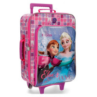 Disney Soft Trolley 50 Cm 2 Wheels Frozen Magic