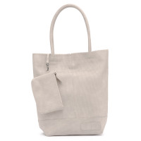 Zebra Trends Natural Bag Kartel Vintage Light Grey 208001