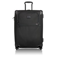 Tumi Alpha 2 Travel Short Tripe 4 Wheel Packing Case Expandable 66 Black