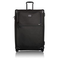 Tumi Alpha 2 Travel Extended Trip 4 Wheel Packing Case Expandable 78,5cm Black