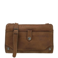 DSTRCT Northfields Way Crossbody Schoudertas Brown 221030