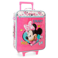 Disney Soft Trolley 50 Cm 2 Wheels Minnie Happy Helpers