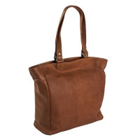 Chesterfield Berlin Shopper Large Cognac