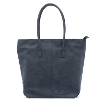 Zebra Trends Natural Bag Kartel Rits Fearless Navy 231003