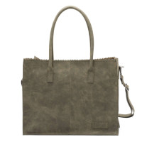 Zebra Trends Natural Bag Kartel Fearless Lisa Army Green 231005