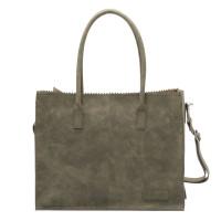 Zebra Trends Natural Bag Kartel Fearless Lisa Army Green 231005