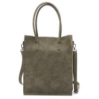 Zebra Trends Natural Bag Kartel Fearless Rosa Army Green 231007