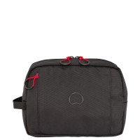Delsey Montsouris Toilettas Black