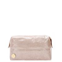 Mi-Pac Wash Bag Toilettas Glitter Champagne