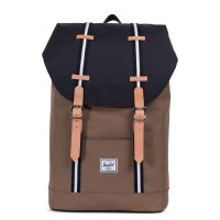 Herschel Retreat Mid-Volume Rugzak Offset Cub/Black/White
