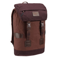 Burton Tinder Pack Rugzak Cocoa Brown Waxed Canvas