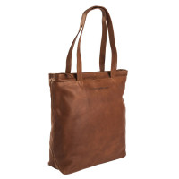Chesterfield Bonn Shopper Large Cognac