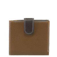 Mywalit Tab And Flap Wallet Portemonnee Mocha