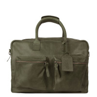Cowboysbag Schoudertas The Bag Special Forest Green