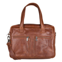 Cowboysbag Bag Francis Schoudertas Juicy Tan