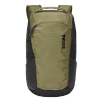 Thule TEBP-313 EnRoute 14L Backpack Olivine/Obsidian