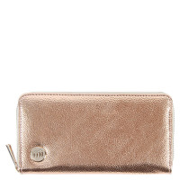 Mi-Pac Zip Purse Portemonnee Metallic Rose Gold