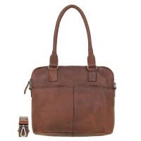 DSTRCT Raider Road Handbag Cognac 361530