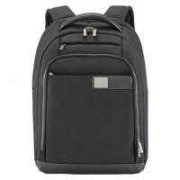 Titan Power Pack 15.6'' Slim Laptop Backpack Black