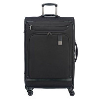 Titan Ceo 4 Wheel Trolley L Expandable Black