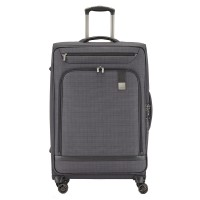 Titan Ceo 4 Wheel Trolley L Expandable Glencheck