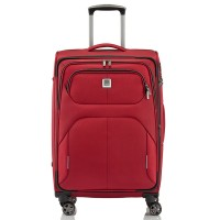Titan Nonstop 4 Wheel Trolley L Exp. Red