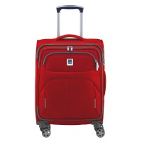Titan Nonstop 4 Wheel Trolley S Red