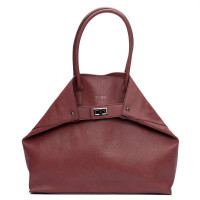Zebra Trends Natural Bag Victoria Dark Red 399001