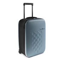 Rollink Flex Vega Opvouwbare Handbagage Koffer 55 Aron Blue