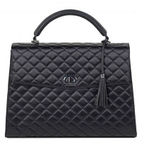 "Socha Businessbag Audrey Diamond 13.3"" Black"