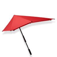 Senz Original Large Stick Paraplu Passion Red