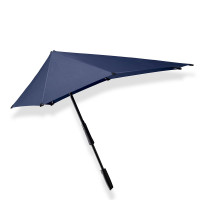 Senz Original Large Stick Paraplu Midnight Blue
