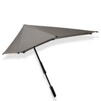 Senz Original Large Stick Paraplu Silk Grey