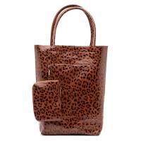 Zebra Trends Natural Bag Kartel Spots Camel 409901