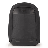 "Gabol Transfer Anti Diefstal Backpack 15.6"" Black"
