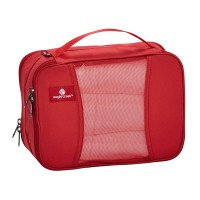 Eagle Creek Pack-It Original Clean Dirty Half Cube Red Fire