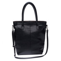 Zebra Trends Natural Bag Kartel Rits Kunstleer Black
