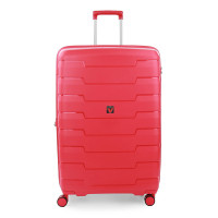 Roncato Skyline 4 Wiel Trolley Large 79 Expandable Rosso