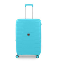 Roncato Skyline 4 Wiel Trolley Medium 70 Expandable Anice Blue