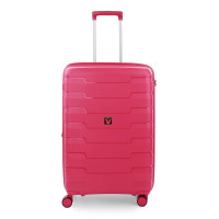Roncato Skyline 4 Wiel Trolley Medium 70 Expandable Amarena