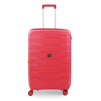 Roncato Skyline 4 Wiel Trolley Medium 70 Expandable Rosso